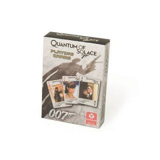 Jeu de Poker   James Bond  Quantum of Solace   Achat / Vente JEUX DE