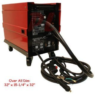 170 AMP Mig Mag FLUX Welder Welding Machine   130