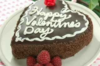 inch Happy Valentines Day Cheesecake   NY Style