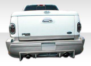Ford F150 97 03 Platinum Duraflex Rear Bumper