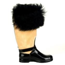Tremp Womens 1001 Faux Fur Boots