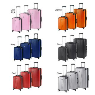 Heys USA 4WD 3 piece Hardside Spinner Luggage Set