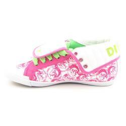 Diesel Womens BN 210 J Pink Sneakers