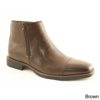 Globe Footwear Mens 6290 Zipped Dress Shoes