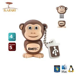 EMTEC M322 Clé USB 4Go Singe   Achat / Vente CLE USB EMTEC M322 Clé