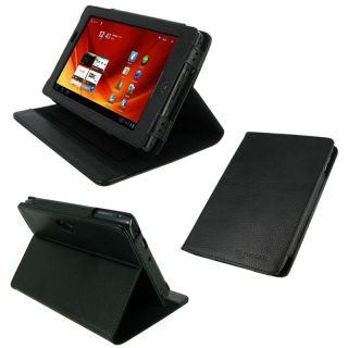 rooCASE Acer Iconia Tab A100 7 Inch Multi Angle Leather Case