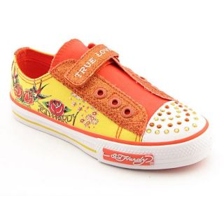 ED HARDY KIDS Youth Kids Girlss 11FFL105K Flicker Yellow Athletic