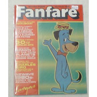 FANFARE MAGAZINE HUCKLEBERRY HOUND Everything Else