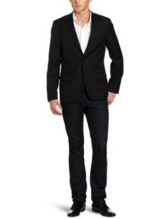 Original Penguin Mens Tux Style Jacket: Clothing