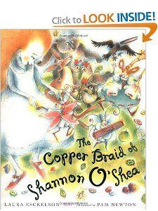 The Copper Braid of Shannon OShea Laura Esckelson, Pam Newton