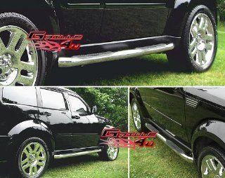 07 11 2011 Dodge Nitro S/S Nerf Step Side Bars :