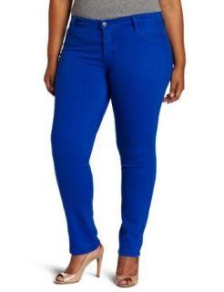 James Jeans Womens Plus Size Twiggy Z Wash Jean Clothing