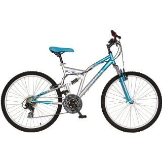 Mantis Orchid 26 Womens Full Suspension Mountain Bike