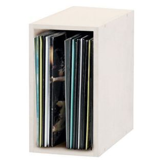 GLORIOUS DJ RECORD BOX 55 WHITE   Casier rangement   Achat / Vente