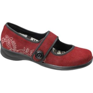 Womens Apex Lucy Button Roan Suede Today $104.95