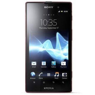 SONY Xperia ION Rouge   Achat / Vente SMARTPHONE SONY Xperia ION Rouge