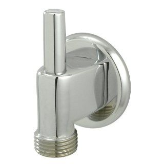 Kingston Brass K174A1 Wall Mount Water Supply Elbow with Pin Wall Hook