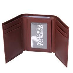 Kenneth Cole Reaction Mens Tri fold Wallet