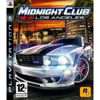 MIDNIGHT CLUB LOS ANGELES / JEU CONSOLE PS3   Achat / Vente