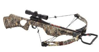 Parker Buck Buster HP 175 Crossbow with Triple Red Dot