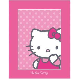 HELLO KITTY Couverture enfant   Plaid Camille 110 x 140 cm   Licence