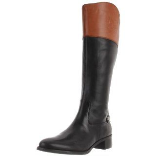 Etienne Aigner Womens Chip Wide Riding Boot