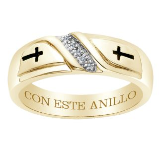 Gold Over Silver Wedding Rings: Buy Engagement Rings