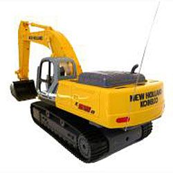 New Holland Remote Control E215B Construction Crawler Excavator