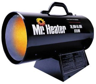 Mr. Heater MH55FAV Forced Air Propane Heater Home