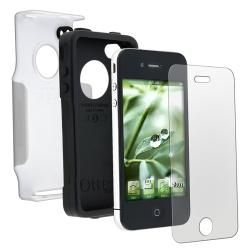 Otterbox Apple iPhone 4 Commuter Case with MYBAT Car Charger