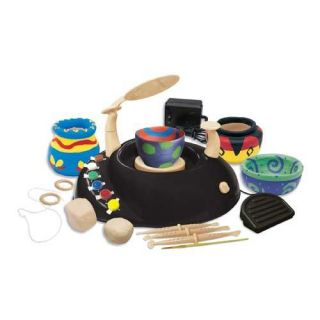 Pottery Wheel Childs Modeling Kit