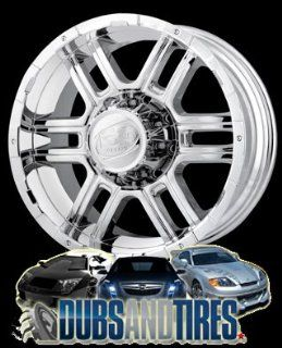 17 Inch 17x9 Ion Alloy wheels STYLE 179 Chrome wheels rims :