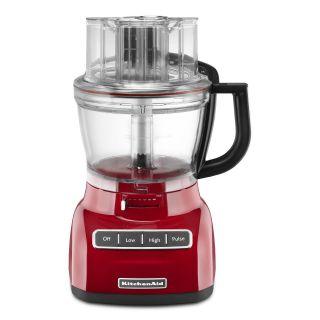 KitchenAid RKFP1333ER Empire Red 13 cup Food Processor (Refurbished