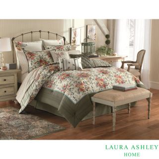 Laura Ashley Wakefield 4 piece Comforter Set Today $149.99   $229.99