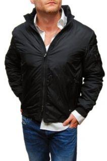 Polo Ralph Lauren RLX Mens Black Zip Jacket Coat Hooded