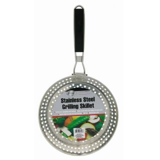 Mr. BBQ Stainless Steel Skillet