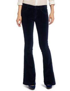 James Jeans Womens Juliette Velveteen Jean Clothing