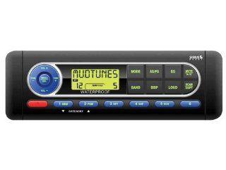 Jensen MSR180 Heavy Duy Marine Radio Sirius Ready