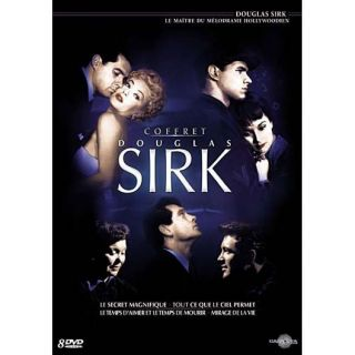 Coffret Douglas Sirk , vol. 1 en DVD FILM pas cher