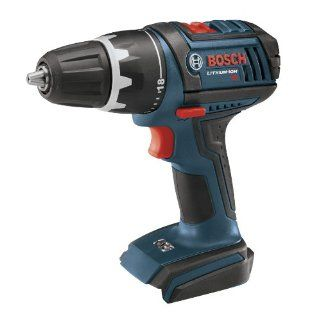 Bosch DDS181B 18V Compact Tough Drill Driver Bare Tool, Blue
