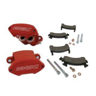 SSBC A181 Quick Change SportTwin Aluminum 2 Piston Caliper Upgrade Kit