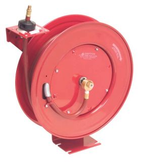 Retractable Air Hose Reel (3/8 in. x 50 ft.)