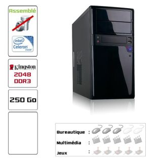 Avis PC Worker assemblé –