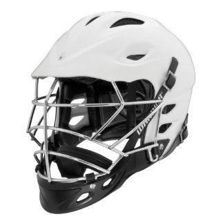 Warrior TII T2 CUSTOM Lacrosse Helmet