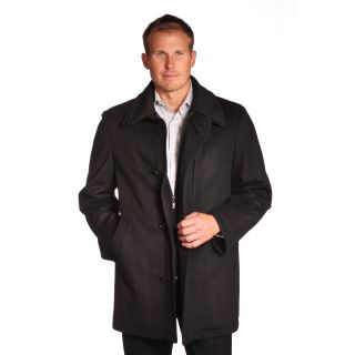 Jean Paul Germain Mens Denver Wool Blend Coat Today $95.99 4.3 (3