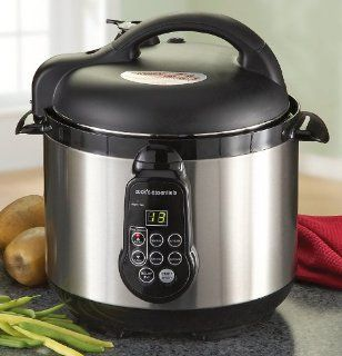 4   qt. Digital Pressure Cooker