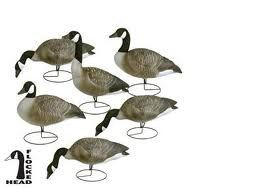 Flambeau Storm Front Full Body Canada Goose Decoy Pack