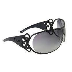 Christian Dior CD DIORI Womens Shield Sunglasses