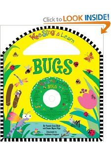 Wee Sing & Learn Bugs (Wee Sing and Learn): Pamela Conn Beall, Susan