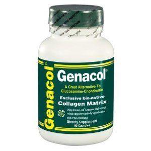 Genacol, 180 caps, Bio Active Collagen Complex, 400mg (3